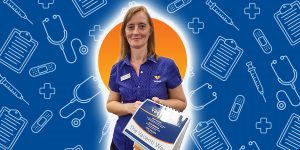Vacenti Nursing Leader