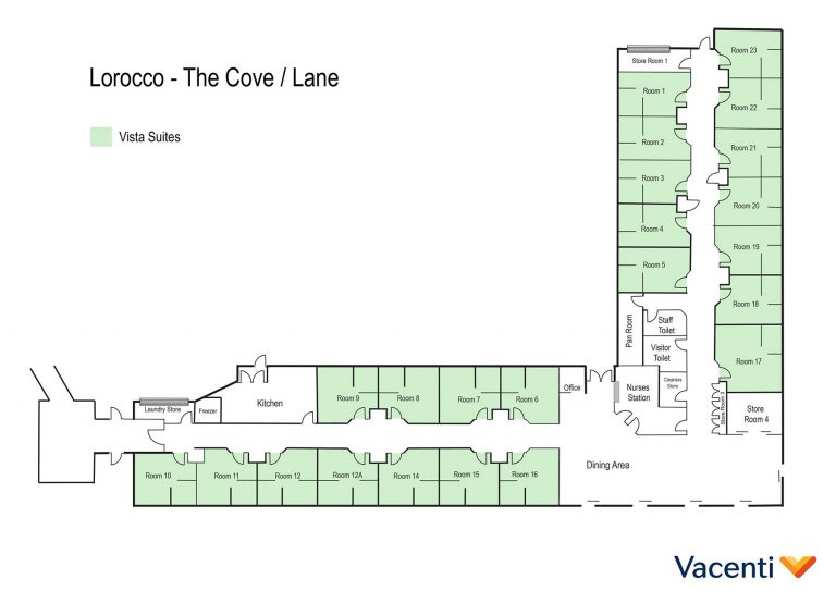 The Cove/Lane